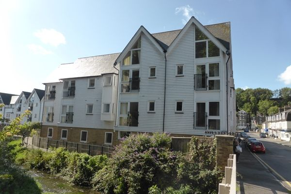 Thumbnail Flat for sale in Beaconsfield Road, Dover