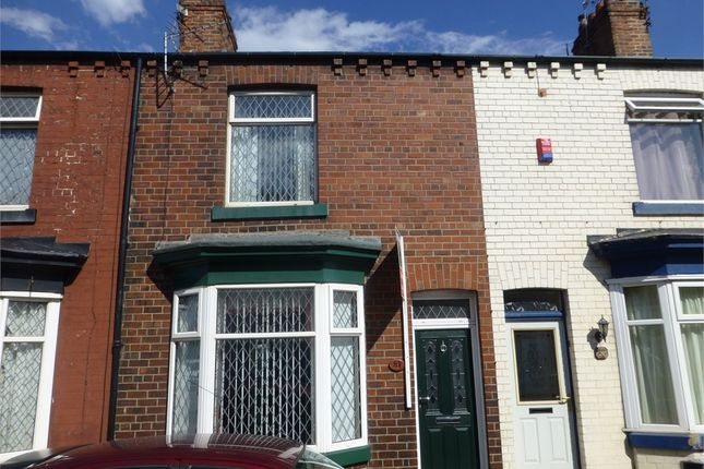 Thumbnail Terraced house to rent in Muriel Street, Redcar