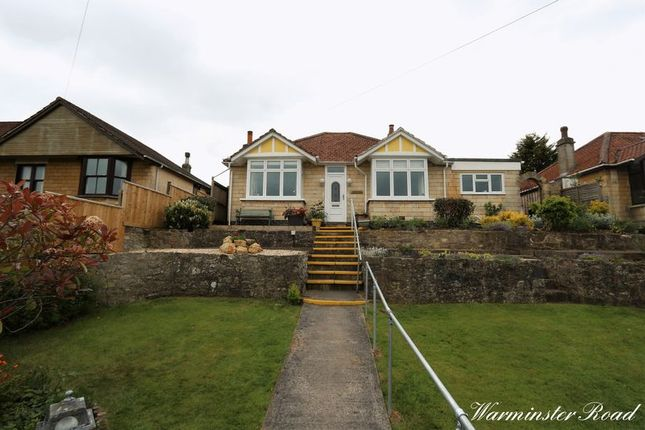 Thumbnail Detached bungalow to rent in Warminster Road, Bathampton, Bath