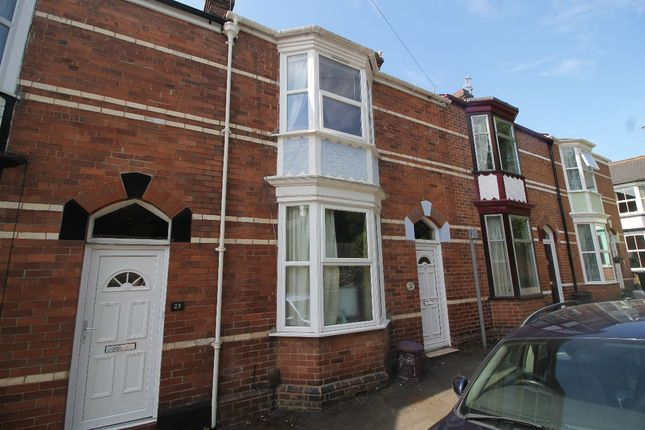Thumbnail Terraced house to rent in St. Sidwells Avenue, Exeter