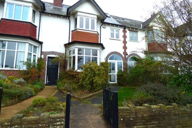 Thumbnail Terraced house for sale in Beechwood Road, Bearwood, Birmingham