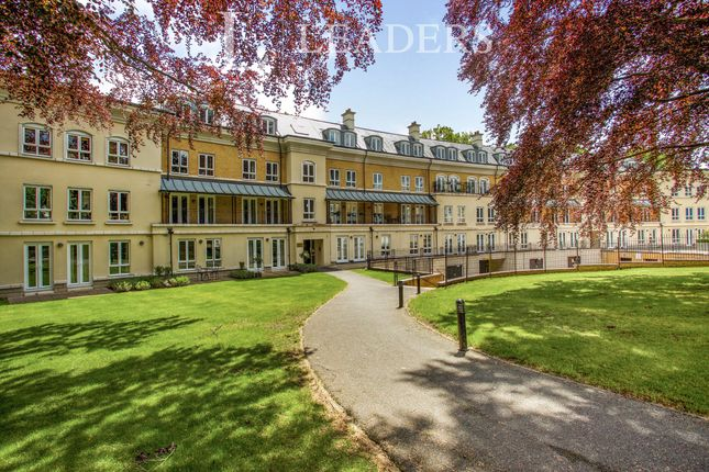 Thumbnail Flat to rent in Copper Beech House, Heathside Crescent