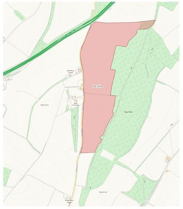 Thumbnail Land for sale in Land Off Rodfield Lane, Ovington, Hampshire