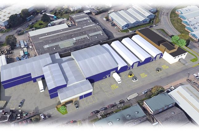 Thumbnail Warehouse to let in Leamington Central, Sydenham Industrial Estate, Caswell Road, Leamington Spa, Warwickshire