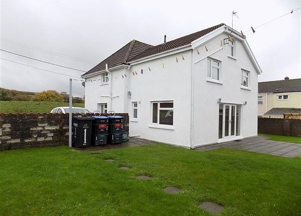 Thumbnail Detached house for sale in Blaenant Road, Nantyglo