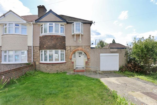 Thumbnail Semi-detached house for sale in Bladindon Drive, Bexley