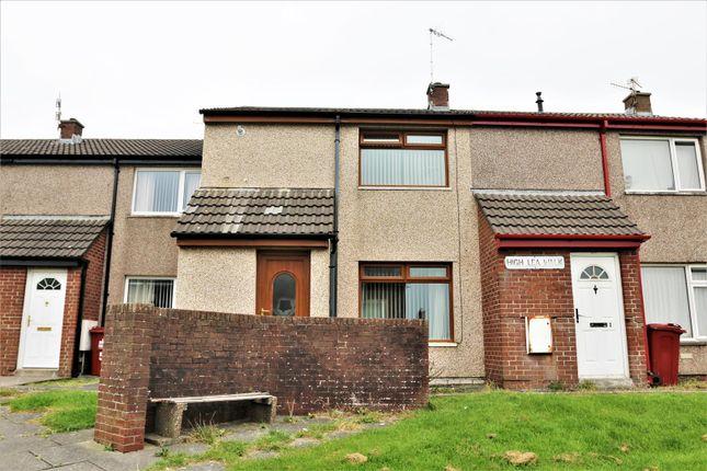 Thumbnail Terraced house for sale in High Lea Walk, Barrow-In-Furness