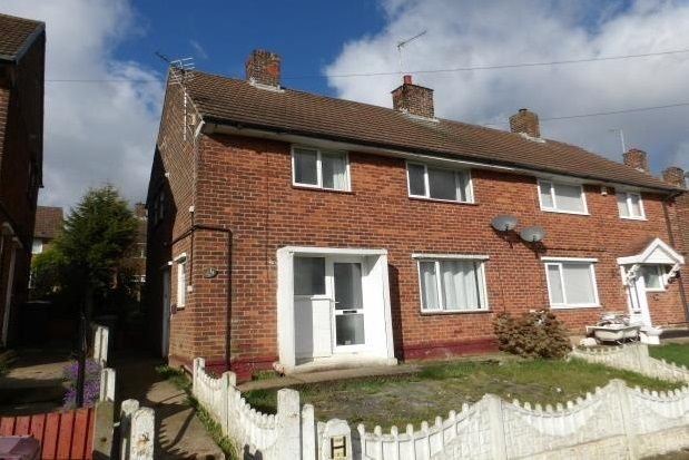 Thumbnail Semi-detached house to rent in Limes Crescent, Shirebrook