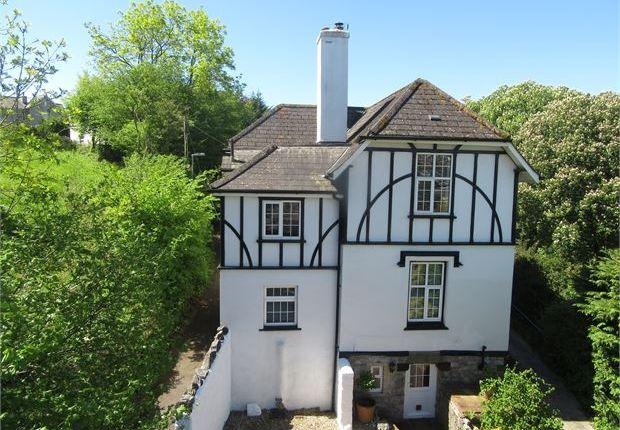 Thumbnail Detached house for sale in Wolborough Church Path, Wolborough, Newton Abbot, Devon.