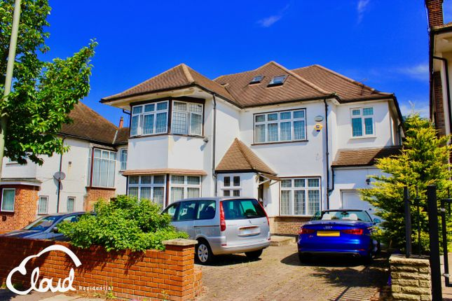 Thumbnail Detached house to rent in Woodward Avenue, London