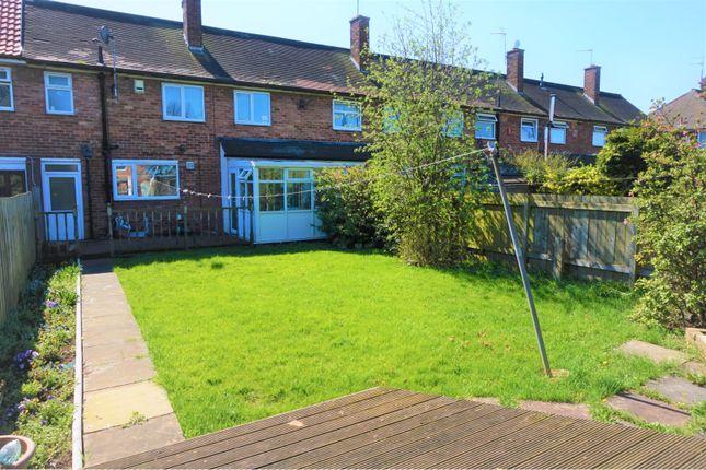 Thumbnail Terraced house for sale in Nestor Grove, Hull