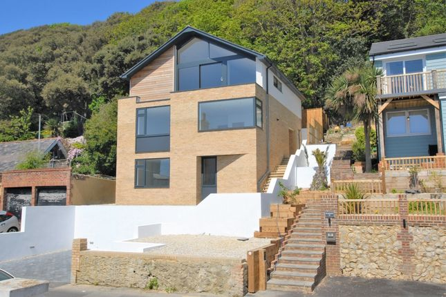 Thumbnail Detached house for sale in Radnor Cliff, Sandgate