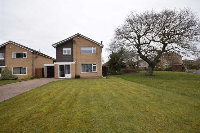 Thumbnail Detached house to rent in Dukes Meadow, Preston, Lancashire