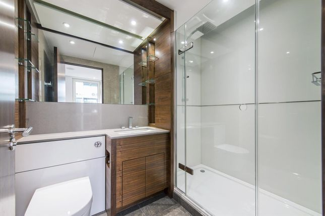 Shower Room of Quarter House, Juniper Drive, Battersea Reach, London SW18
