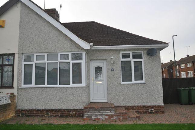 Thumbnail Semi-detached bungalow to rent in Norman Road, Belvedere, Kent