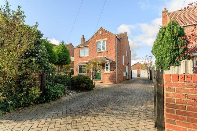 Thumbnail Detached house for sale in Tranmore Lane, Eggborough