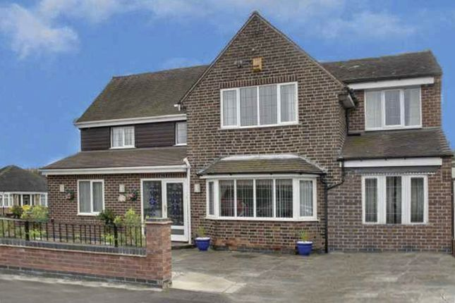 Thumbnail Detached house for sale in Aspley Park Drive, Nottingham, Nottinghamshire