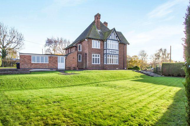 Thumbnail Detached house for sale in Drayton Lane, Fenny Drayton, Nuneaton