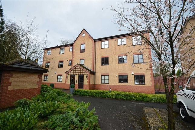Thumbnail Flat to rent in 17 Raleigh Close, West Didsbury, Manchester, Greater Manchester