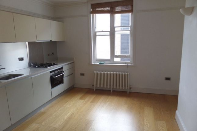Thumbnail Flat to rent in Langhorne Street, Woolwich, London