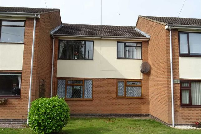 Thumbnail Maisonette to rent in Middlefield Court, Hinckley