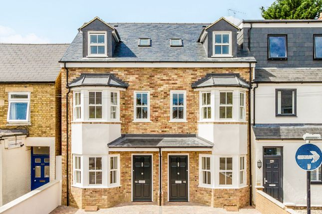 Thumbnail Terraced house for sale in Magdalen Road, East Oxford