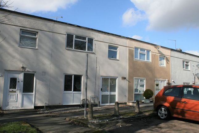 Thumbnail Terraced house to rent in Roodegate, Basildon