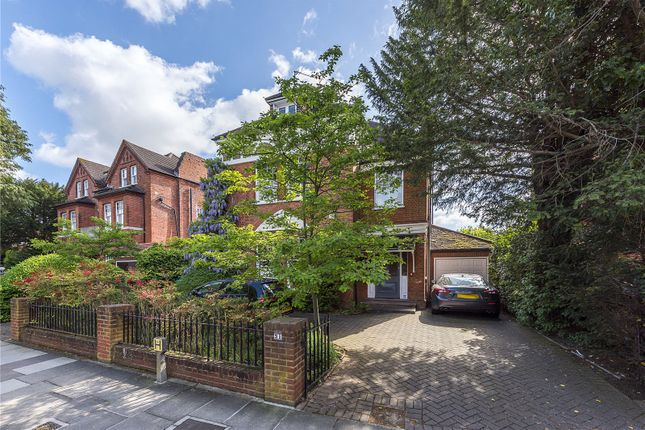 Thumbnail Detached house for sale in Strawberry Hill Road, Strawberry Hill