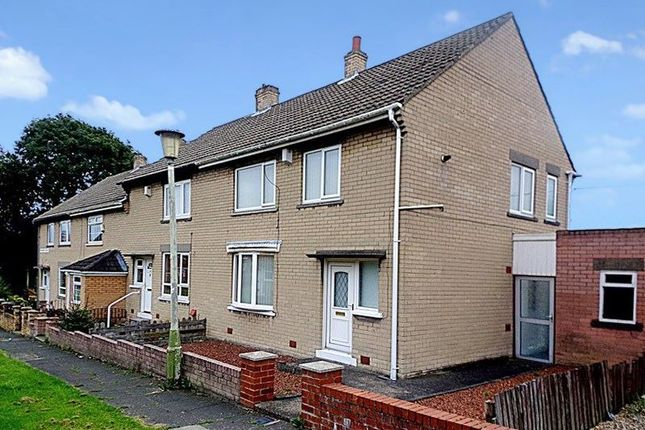 Thumbnail Semi-detached house for sale in Windermere Crescent, Blaydon-On-Tyne
