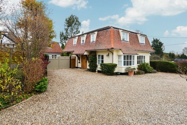 Thumbnail Detached house for sale in Chelmsford Road, Hatfield Heath, Bishop's Stortford