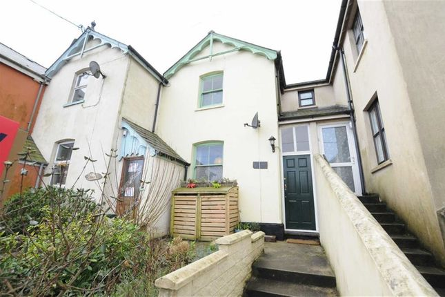 Thumbnail Terraced house for sale in Post Office Cottages, Whitstone, Holsworthy, Devon