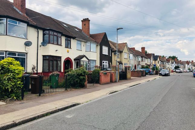 Thumbnail Terraced house to rent in Crosby Road, Dagenham