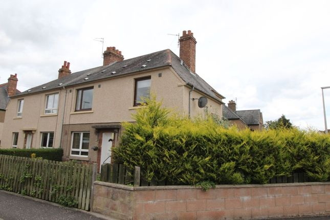 Thumbnail Flat for sale in Norman View, Leuchars, St. Andrews