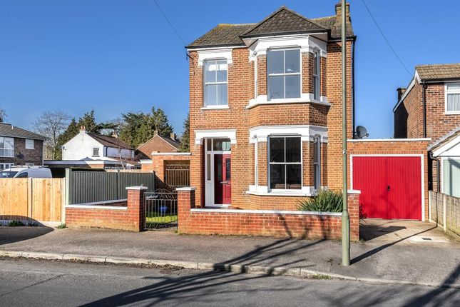Thumbnail Detached house for sale in Ashford, Nr Staines-Upon-Thames