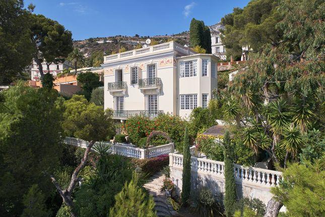 Thumbnail Villa for sale in Cap-D'ail, Alpes-Maritimes, Provence-Alpes-Côte D'azur, France