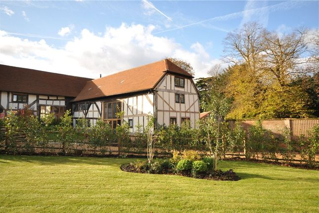 Thumbnail Link-detached house for sale in Great Tangley Manor, Wonersh Common, Guildford