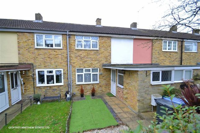 Thumbnail Terraced house for sale in Wharley Hook, Harlow, Essex