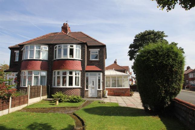 3 bed semi-detached house for sale in Stuart Road, Stretford, Manchester