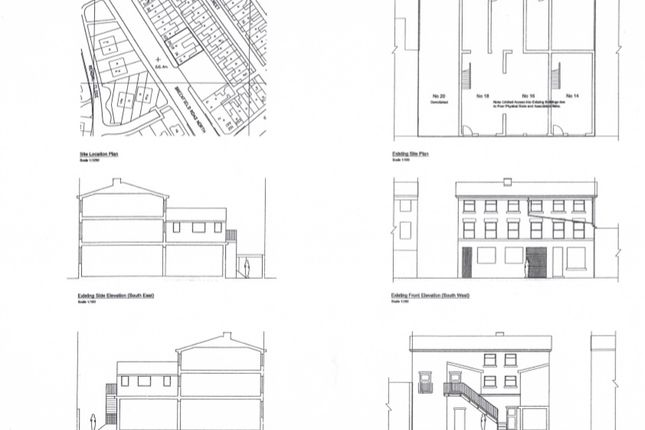 Thumbnail Land for sale in Breckfield Road North, Everton, Liverpool
