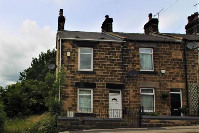 Thumbnail End terrace house to rent in Park Road, Worsbrough, Barnsley