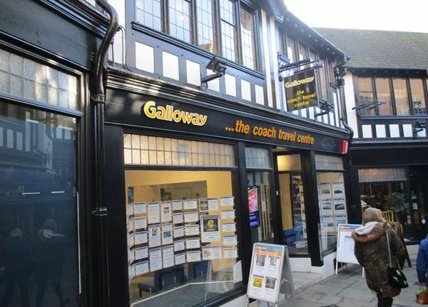 Thumbnail Commercial property to let in 7-9 The Walk, Ipswich