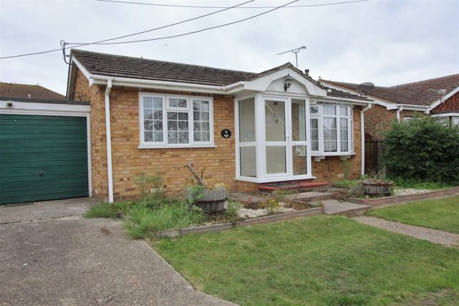 Thumbnail Detached bungalow to rent in Thompson Avenue, Canvey Island