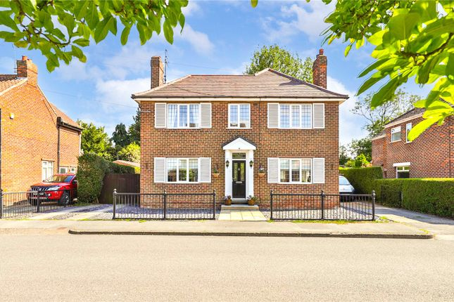 Thumbnail Detached house for sale in Dene Close, Dunswell, Hull
