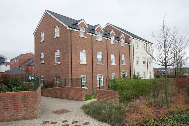 Thumbnail Flat for sale in Red Norman Rise, Hereford, Herefordshire