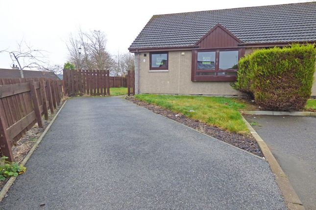2 bed semi-detached bungalow for sale in Graham Terrace, Alford