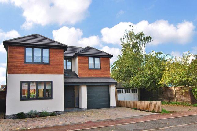 Thumbnail Detached house for sale in Pierrepont Road, West Bridgford
