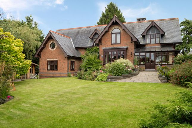 Thumbnail Detached house for sale in Back Lane, Market Bosworth, Nuneaton