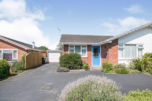 Thumbnail Semi-detached bungalow for sale in Heathfield Road, West Moors, Ferndown