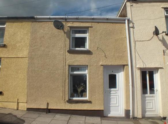 Thumbnail Terraced house for sale in Clarence Street, Brynmawr
