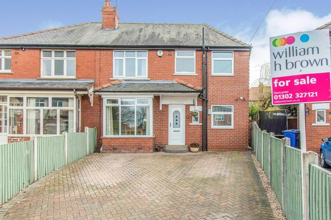 Thumbnail Semi-detached house for sale in Rockley Nook, Wheatley Hills, Doncaster